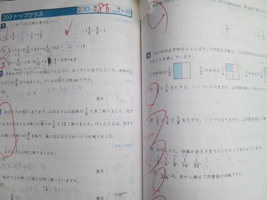 トップ クラス 問題 集